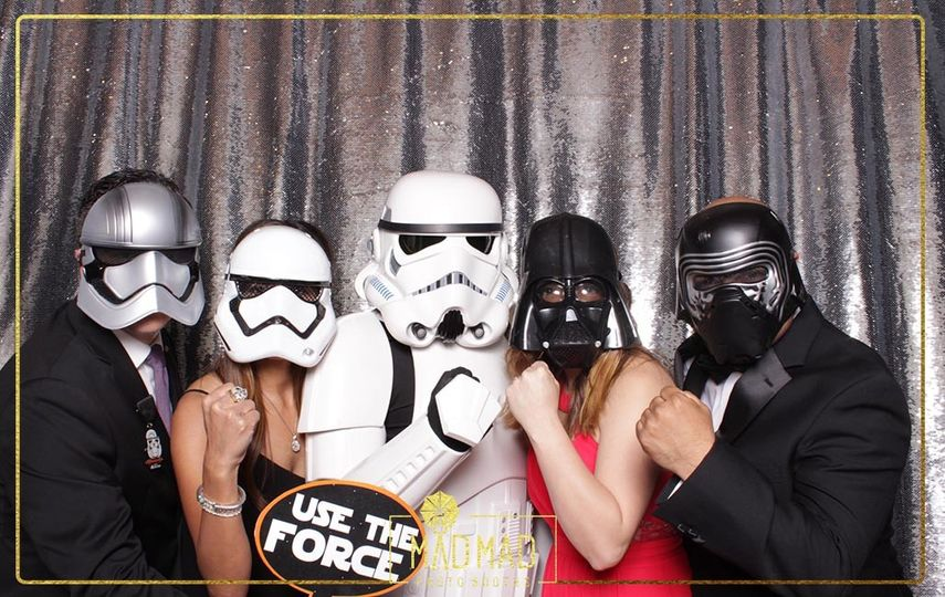 mad mad photo booths rey feo candlelight ball 2017