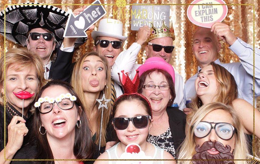 mad mad photo boothsblair matt wedding kendall pl