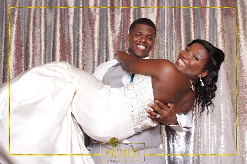 ashley and ramong mad mad photo booths