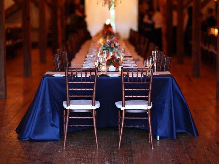 Tmx 1463065606911 240 Navy Dupioni Cronin Hill Photographer Rochester wedding rental
