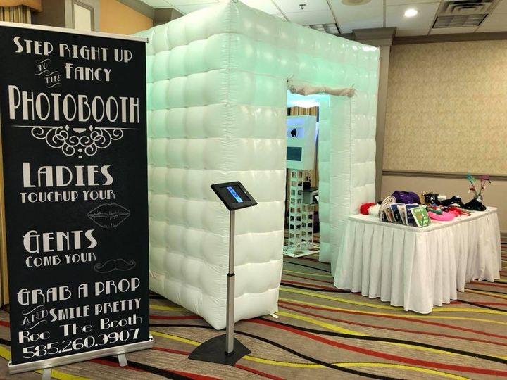 Tmx Booth Set 51 986080 Rochester, NY wedding rental