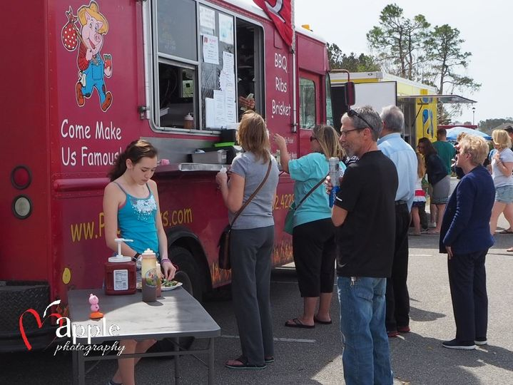 Food Truck at Rodeo