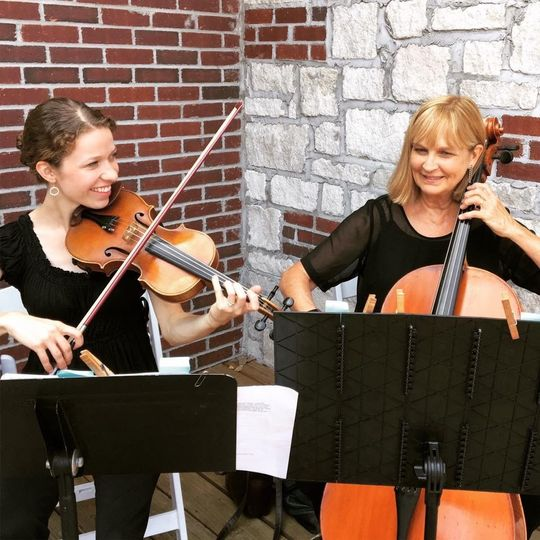 Violin/cello duo