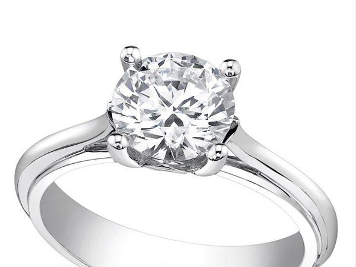 Tmx 1340300582515 Bergsolitairlg Minneapolis wedding jewelry