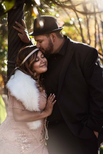 Gatsby Engagement Session