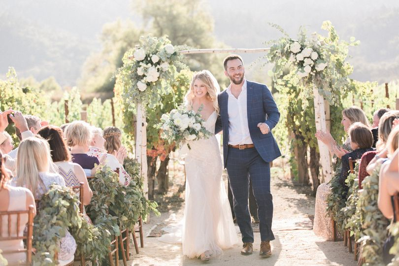Napa Vineyard Weddings