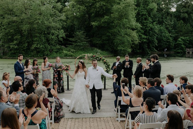 Newlyweds| Photo by Loreto Caceras