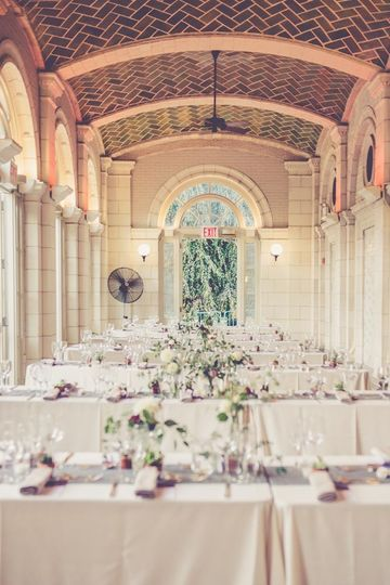 Venue: Prospect Park Boathouse Photo by: Love in Theory