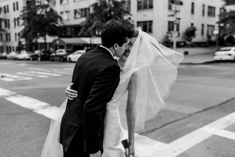 The couple| Photo by Brittney Raine