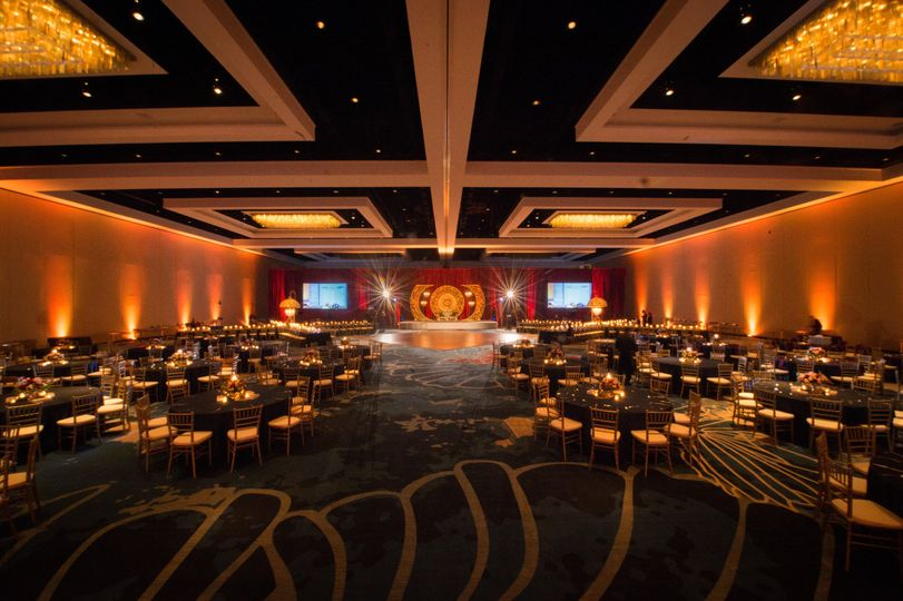 Uplighting and projectors