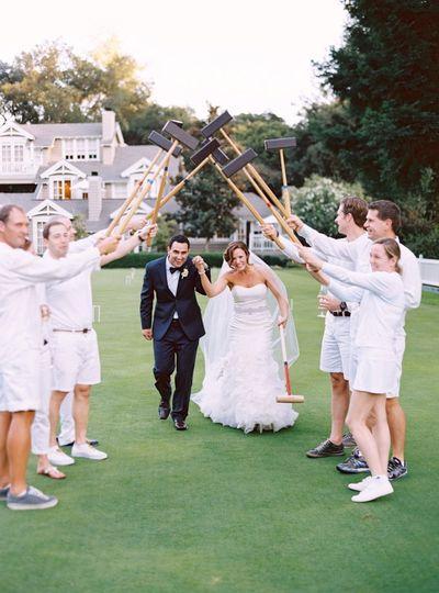 Croquet Celebration