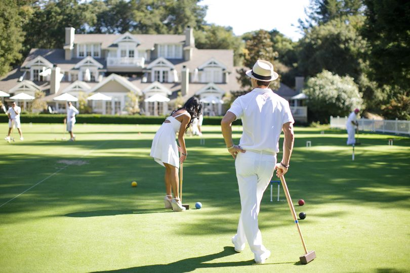 Croquet Gatherings