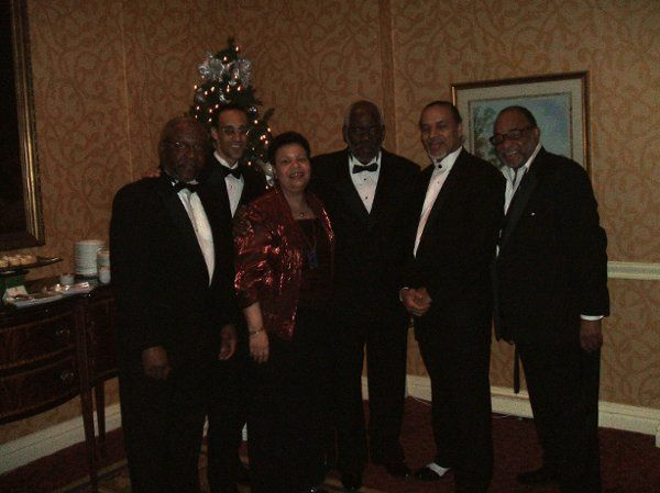 Tmx 1291579654972 SandraYJohnsonSextet2010HolidayParty Washington wedding band