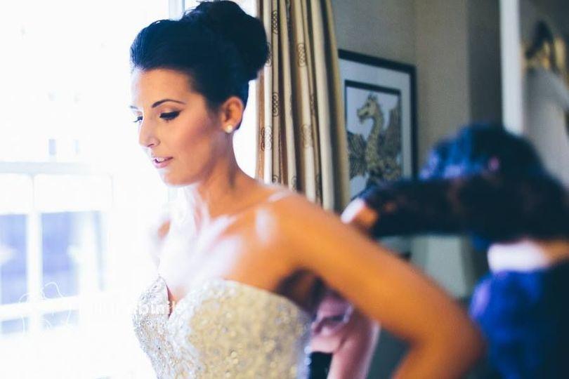 Bridal hair & makeup New York