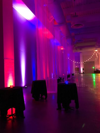 Kimberly HS Fire & Ice Prom