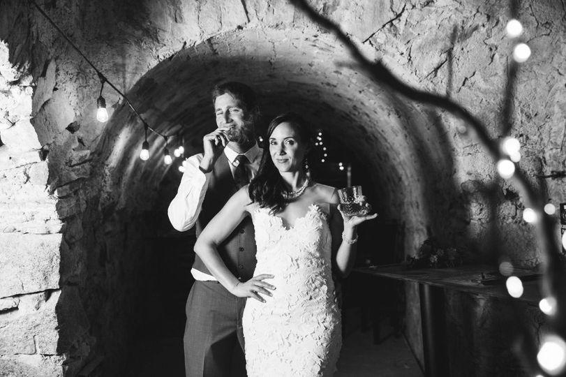The couple | Andrew & Melanie Photography