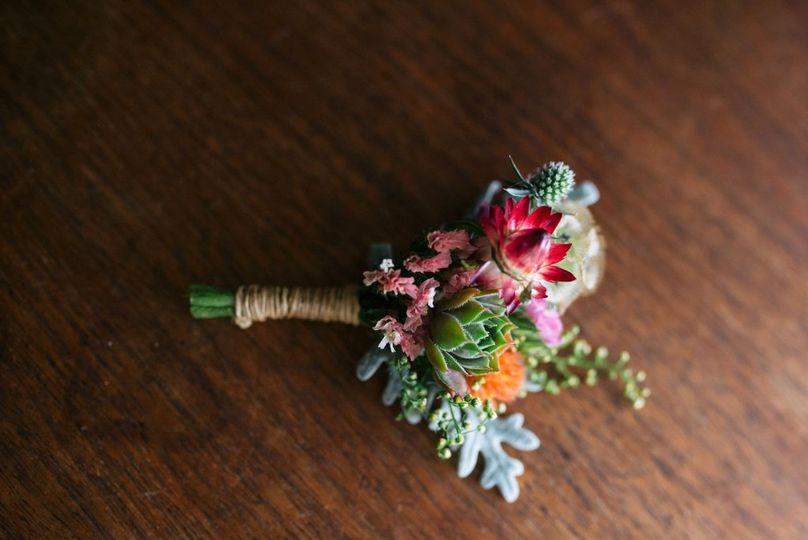 Bouquet | Andrew & Melanie Photography