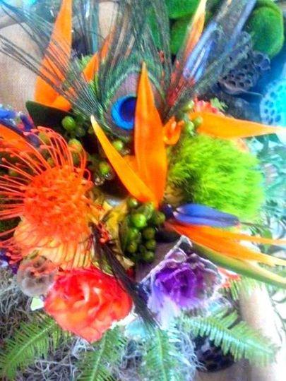 Botanical Floral Design