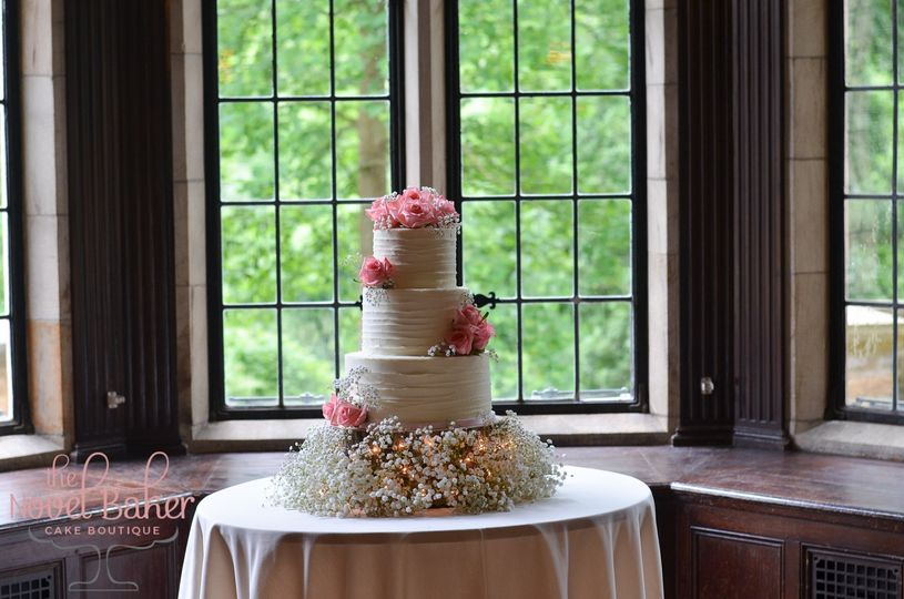 800x800 1498874624796 253 pink rose wedding cake 3 6