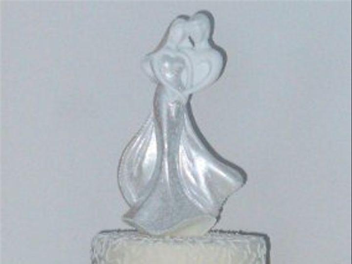 Tmx 1234543169406 010209Ribbon Charlestown wedding cake