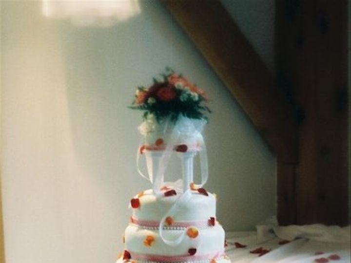 Tmx 1247602811150 PutnamWedding Charlestown wedding cake