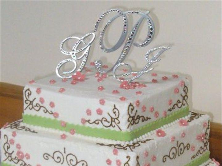 Tmx 1247603227884 060609Desmarais3 Charlestown wedding cake