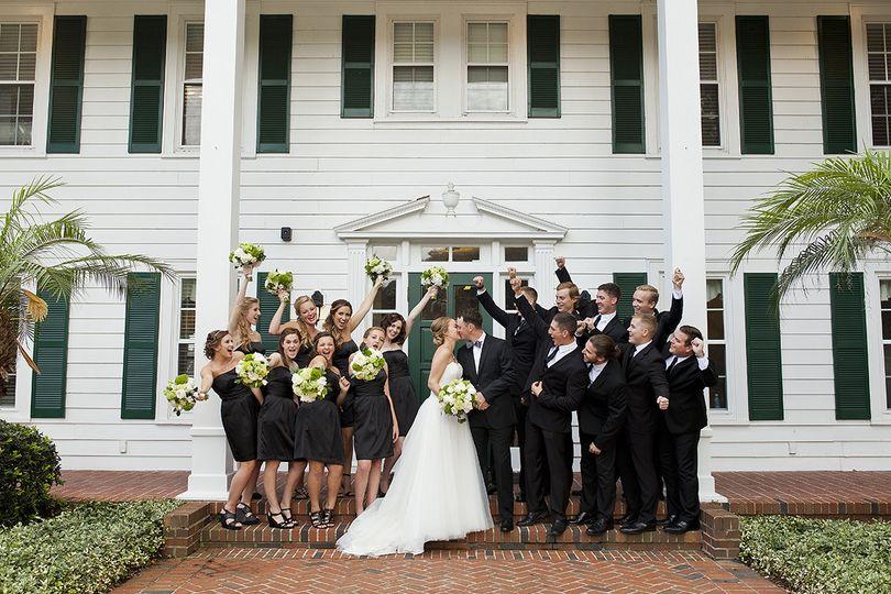 Orlando wedding - Cypress Grove Estate