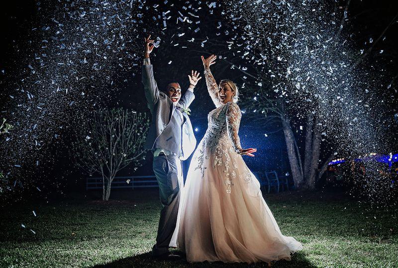North Carolina home estate wedding