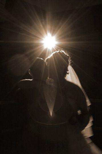 Couple's dance