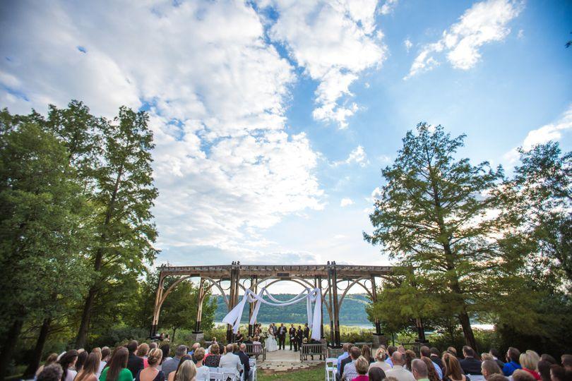 kristen and seth wedding