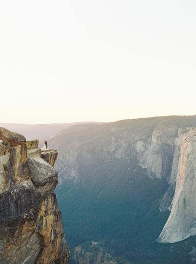 yosemite elopement wedding taft point cassie valente photography 2 51 787180