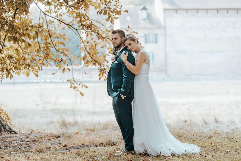 DESIGNER PHOTOS - Just married