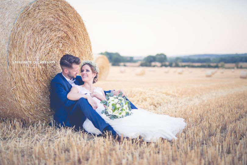 DESIGNER PHOTOS - Country wedding