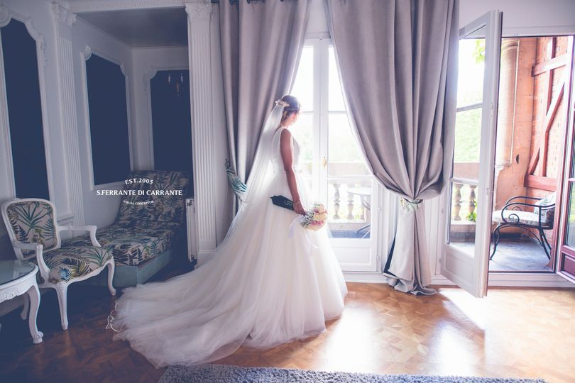 Capturing the dress