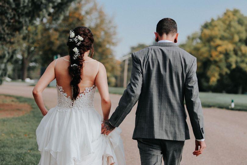 Braided Bridal Style