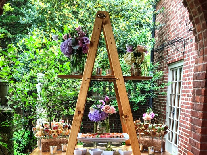 Tmx 1477497874869 Ladder Franklin Lakes, NJ wedding catering