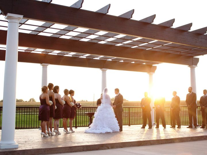 Tmx 1415212414539 Pergola With Sun Lockridge, IA wedding venue