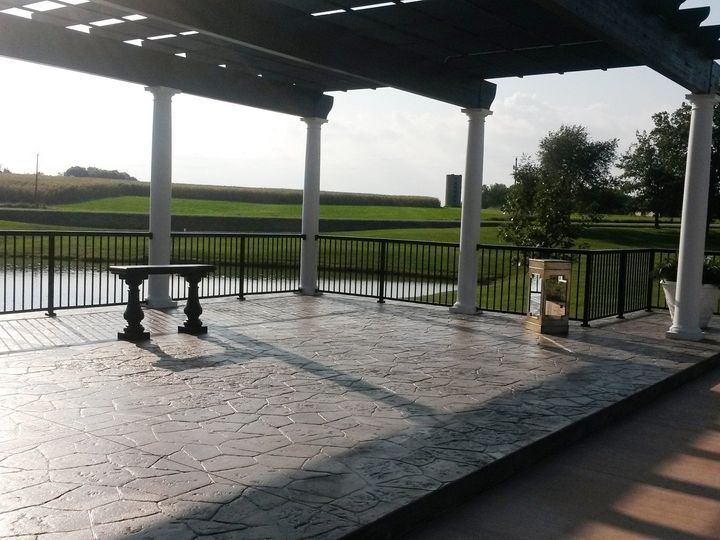 Tmx 1416318607677 Pergola2 Lockridge, IA wedding venue