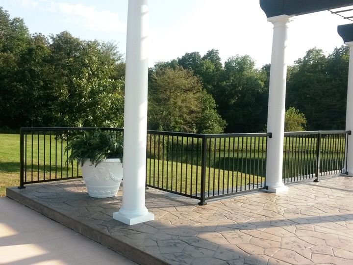 Tmx 1416318636717 Pergola3 Lockridge, IA wedding venue