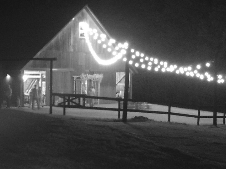 Tmx 1437058761229 Barn At Night Lockridge, IA wedding venue