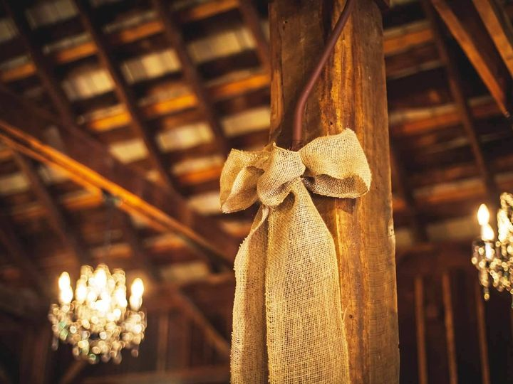 Tmx 1439400949744 Burlap Bow In Barn Lockridge, IA wedding venue
