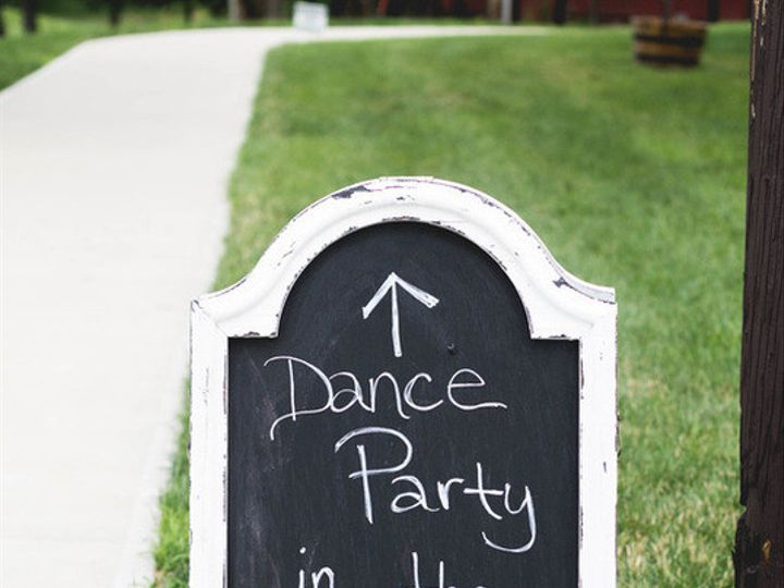 Tmx 1439402722343 Dance Party Sign Lockridge, IA wedding venue