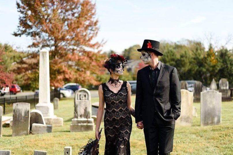 Halloween Ceremony Leesburg