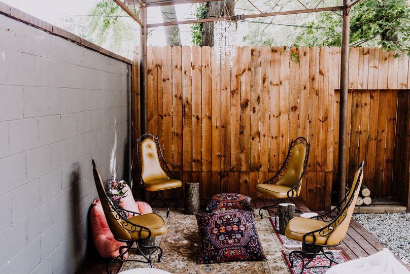 Veranda | Stereoscope Photography