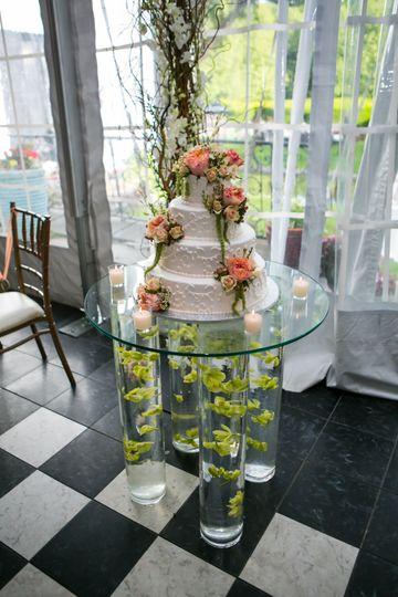 Creative Cake Table