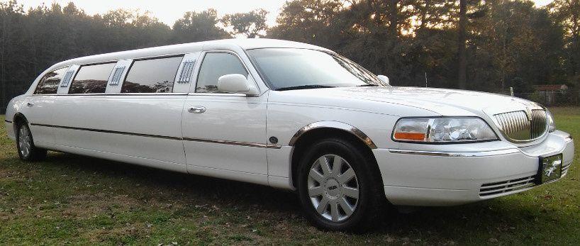 Lincoln 120 inch stretch