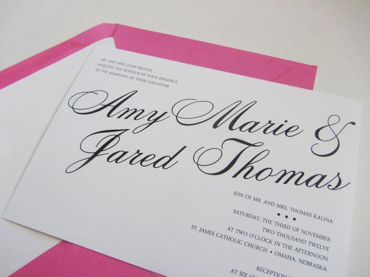 Tmx 1383773740497 Img208 Holyoke wedding invitation