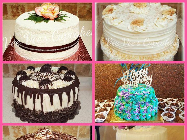 Tmx 1526536560 0df9a57a5267814a 1526536558 F6e81b71c92f6f33 1526536547915 9 CYMERA 20160725 12 Manteca wedding cake