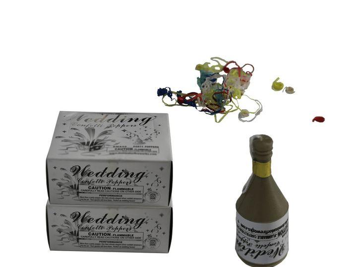Tmx 1458577691970 Wedding Party Poppers 1 Langhorne wedding favor