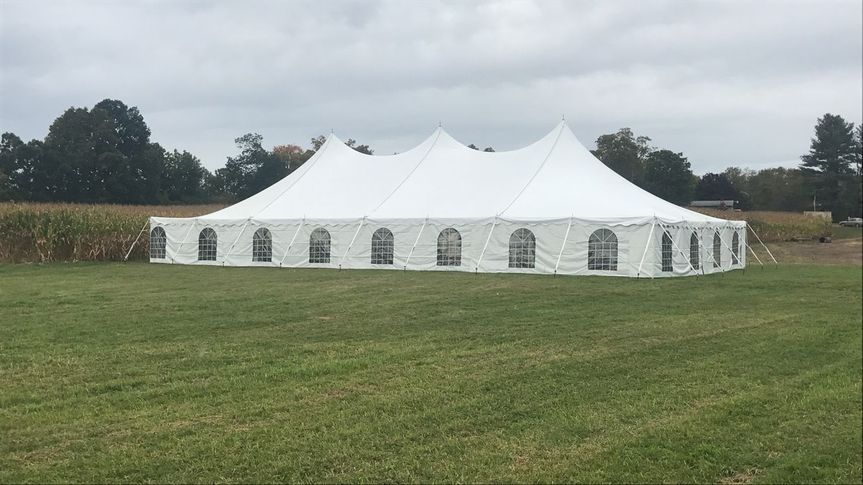 Fully enclosed tent